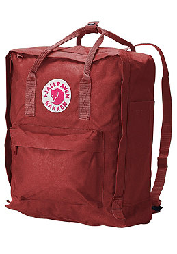 FJLLRVEN Kanken Backpack ox red