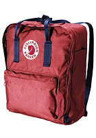 FJ�LLR�VEN Kanken Backpack ox red/royal blue