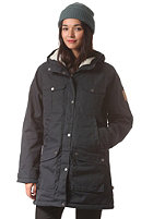 Womens Greenland Winter Parka Jacket dark navy