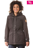 FJ�LLR�VEN Womens Sarek Winter Jacket dark grey