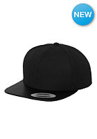 FLEXFIT Carbon Snapback Cap black/carbon