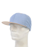 FLEXFIT Chambray-Suede blue/beige
