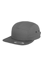FLEXFIT Classic Jockey 5 Panel Cap darkgrey