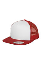 FLEXFIT Classic red/wht/red