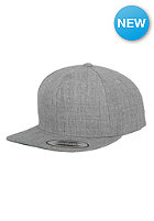 FLEXFIT Classic Snapback Cap heather
