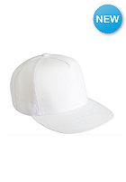 FLEXFIT Classic Snapback Cap white