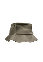 FLEXFIT Flexfit Cotton Twill Bucket grey