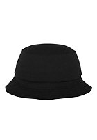 FLEXFIT Flexfit Cotton Twill Bucket Hat black