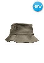 FLEXFIT Flexfit Cotton Twill Bucket Hat grey