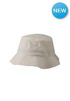 FLEXFIT Flexfit Cotton Twill Bucket Hat white