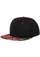 FLEXFIT Hawaiian blk/red