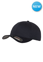 FLEXFIT Kids Wooly Combed Flexfit Cap dark navy