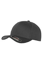 FLEXFIT Kids Wooly Combed Flexfit Cap darkgrey
