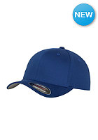FLEXFIT Kids Wooly Combed Flexfit Cap royal