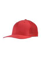 FLEXFIT Mesh Trucker red
