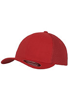 FLEXFIT Tactel Mesh red
