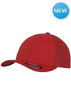 FLEXFIT Tactell Mesh Cap red