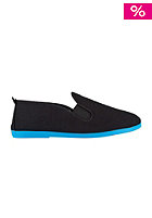FLOSSY Sole Colour negro-turquesa / black-blue