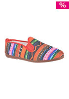 FLOSSY Womens Tribal mojo /red
