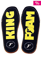FOOTPRINT INSOLES Kingfoam Gold footprint logo