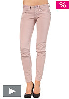 FORNARINA Womens Blanca Up-Stretch Denim Pant powder