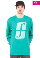 FORUM Big Crew Sweatshirt menthol