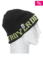 FORUM Destroyer Beanie black ceremony