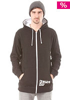 FORUM  F It Basic Hooded Zip Sweat black