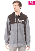 FORUM  F It Premium Hooded Zip Sweat black