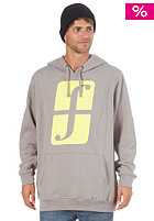 FORUM Logo Hooded Sweat grindstone