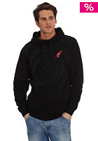 FORUM Target Hooded Zip Sweat black