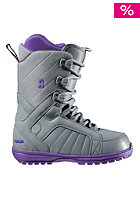 FORUM Womens Bebop Boot charcoal/purple