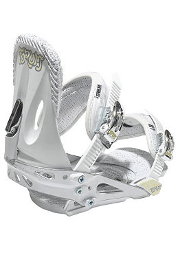 FORUM Womens Keeper Binding 2011 egg white