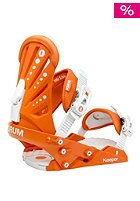 FORUM Womens Keeper Binding orange smog