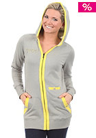 FORUM Womens Keeper Hooded Zip Sweat pearl grey