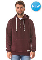 FORVERT Curtis Hooded Sweat red