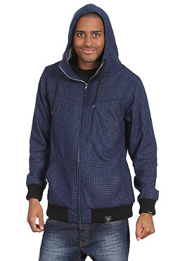 FORVERT Fairway Hooded Jacket blue
