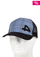 FORVERT Fengler Trucker Cap blue checked