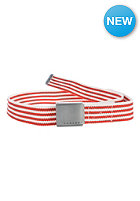FORVERT Galactus Belt red white striped