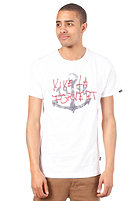 FORVERT Gaston S/S T-Shirt white