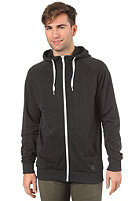 FORVERT Ginsberg Hooded Zip Sweat black 