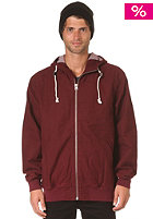 FORVERT Heat Jacket burgundy