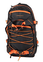 FORVERT Ice Louis Backpack black-orange