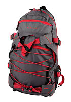 FORVERT Ice Louis Backpack grey red