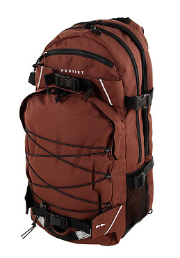 FORVERT Laptop Louis Backpack brown