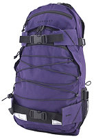 Louis Backpack 25 L purple