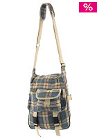 FORVERT Monophonic Bag white checked