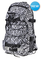 FORVERT New Louis Backpack 25 L zebra