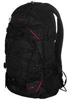 FORVERT New Louis Backpack black allover