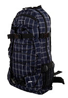 FORVERT New Louis Backpack black/white checked